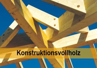 KVH Konstruktionvollholz
